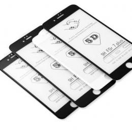 Защитное стекло для Xiaomi Redmi 5 5D края закеруглены как на Айфон