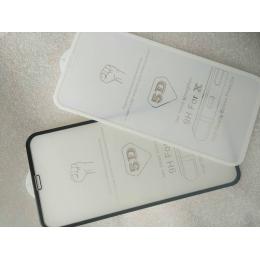 Защитное стекло для iPhone XS 5D Края закруглены